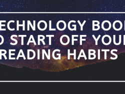 5 Technology Books to Start Off Your Reading Habits
