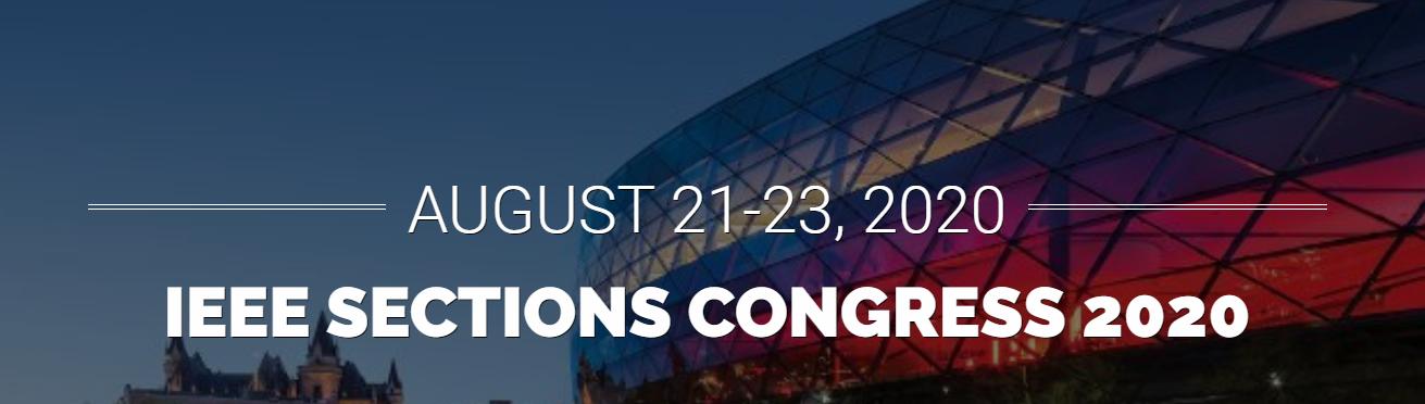 IEEE Sections Congress 2020