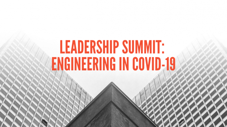 Leadership Summit_ Engineering in COVID-19