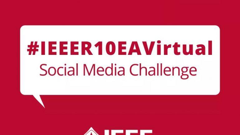 IEEER10EAVirtual – Social Media Challenge